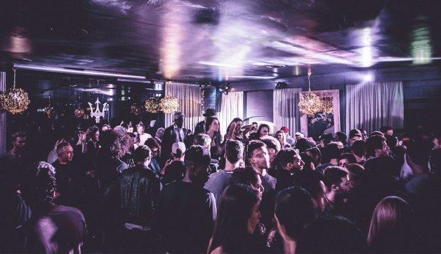 Eleven Clubroom Disco Milano