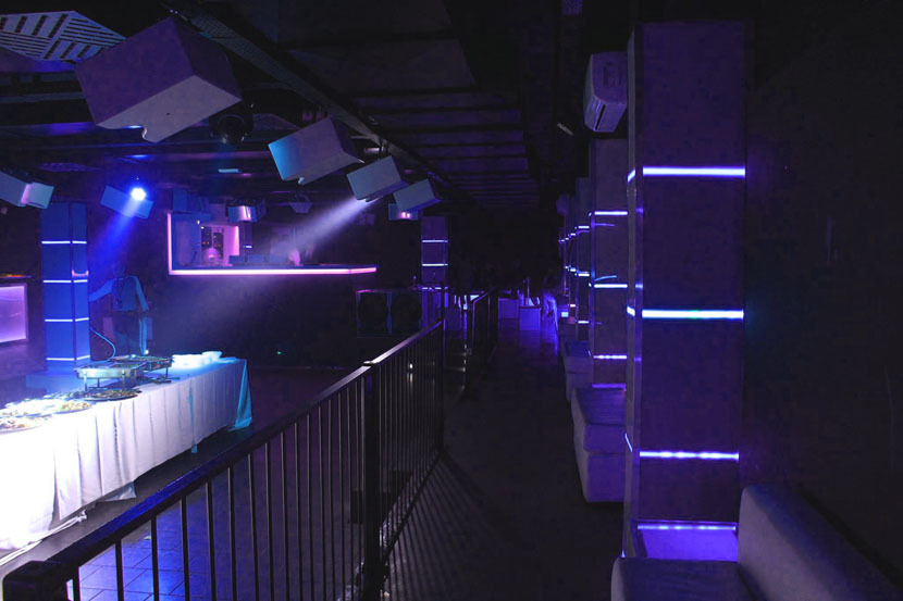 747 discoteca milano