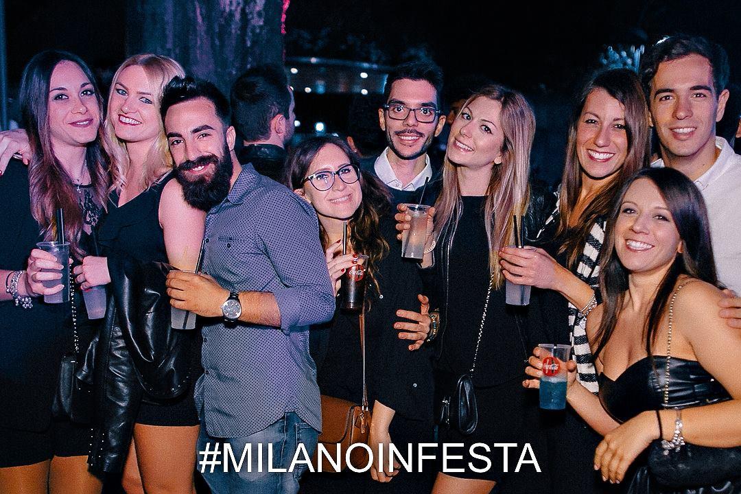 Compleanno in Discoteca a Milano