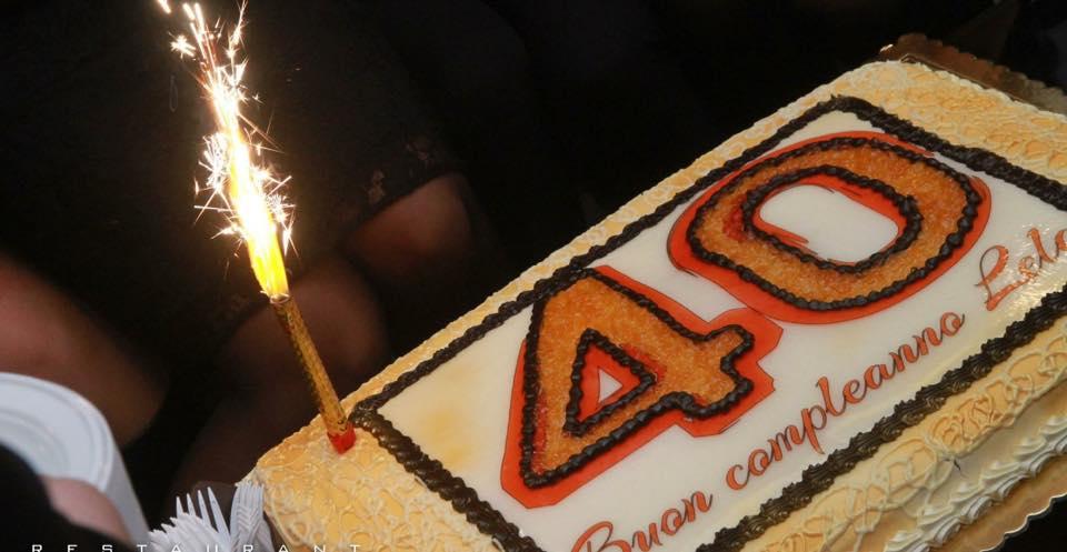 Festa compleanno 40 anni milano