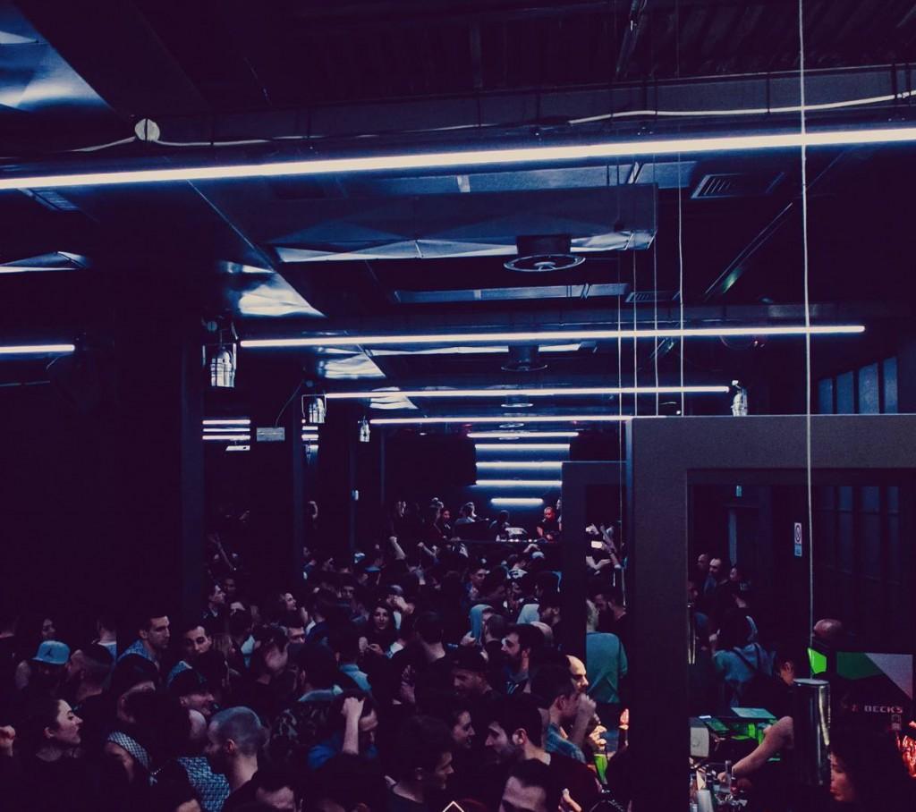 discoteca wall Milano