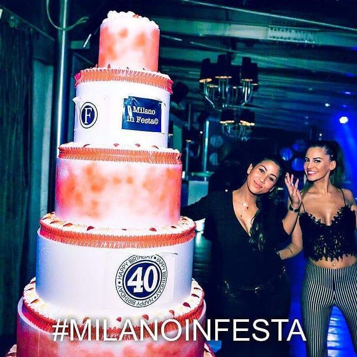 Compleanno in Discoteca quaranta anni!
