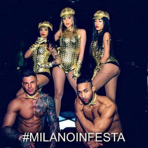 addio celibato nubilato in discoteca a Milano