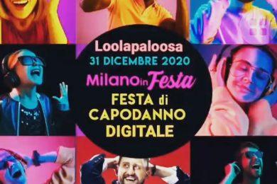 Biglietto ingresso Capodanno digitale 2020